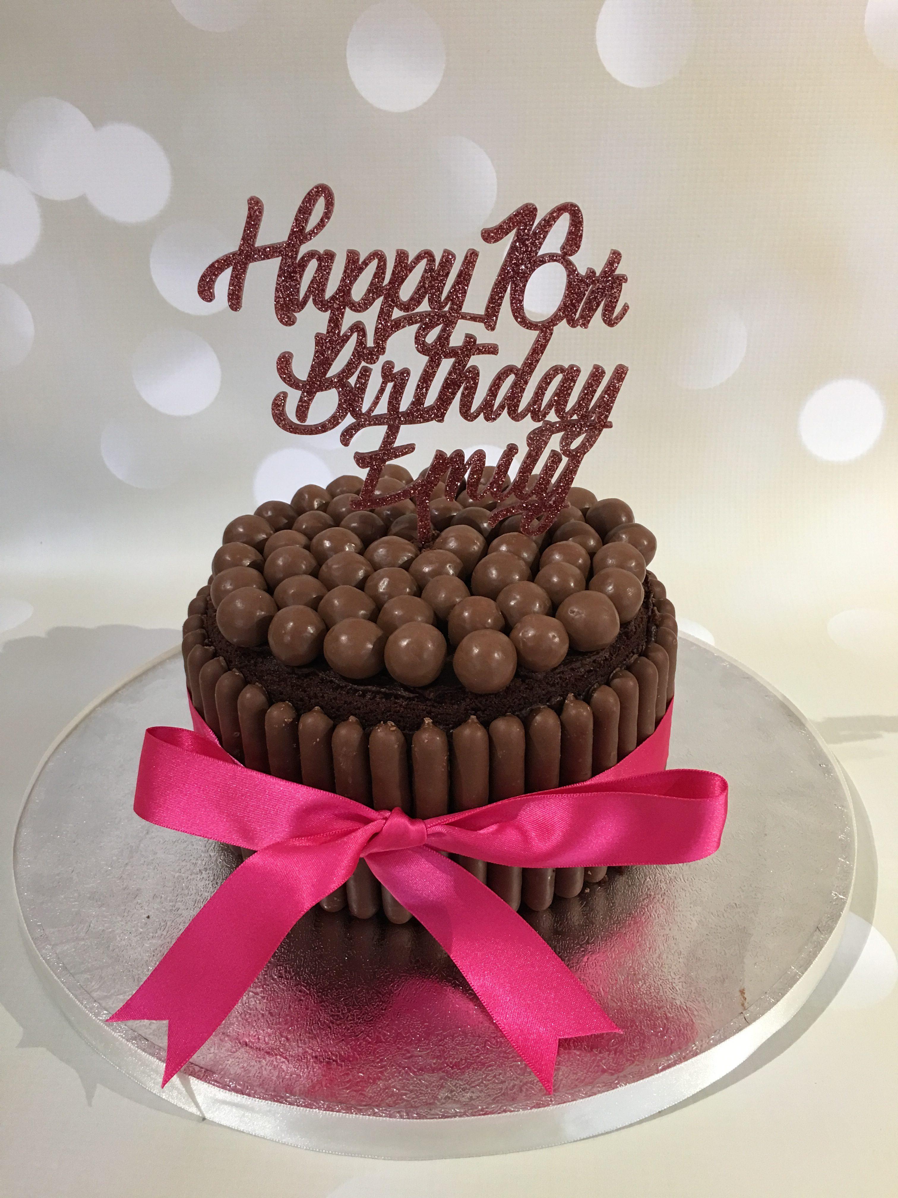 Chocolate fest cake