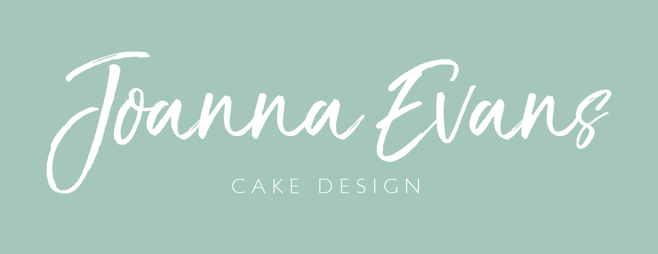 Welcome to Joanna Evans Cake Design