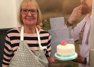 cake course 4