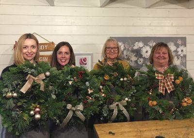 Final Wreaths