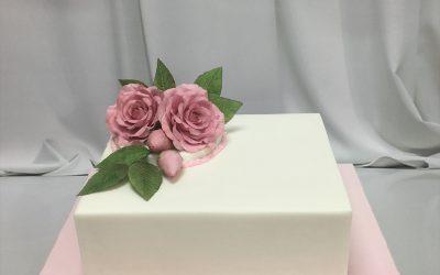 Barbara's 107th Birthday Cake