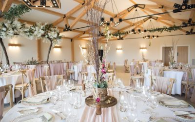 Hanbury Wedding Barn Photoshoot